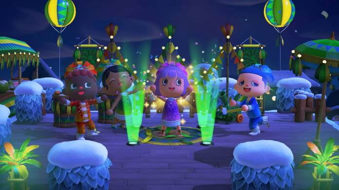 Animal Crossing: New Horizons Karneval-Update und neue Items