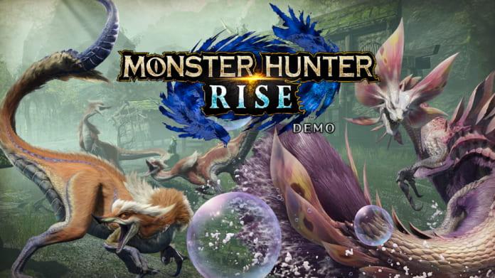 Das ist die neue Nintendo Switch als Monster Hunter Rise Edition