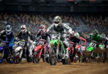 Neuer actiongeladener Trailer zu Monster Energy Supercross 4