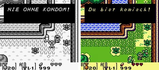Special: Fünf unnütze Gaming-Fakten - The Legen of Zelda: Link's Awakening