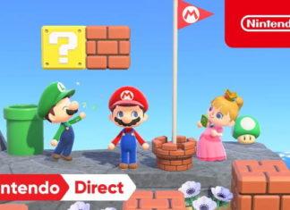 Animal Crossing x Super Mario - Das Nintendo Crossover