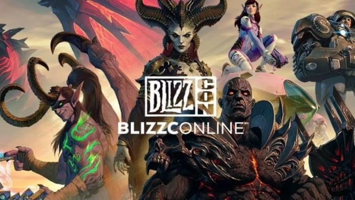 BlizzCon 2021 Eröffnungszeremonie