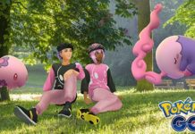 Das Pokémon Go Valentinstag Event