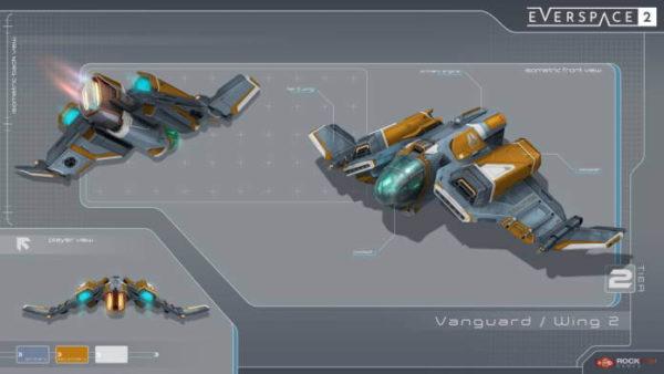 Everspace 2 Roadmap veröffentlicht - Vanguard