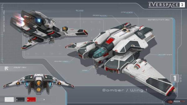 Everspace 2 Roadmap veröffentlicht - Wing 2