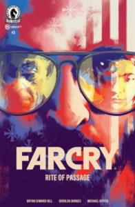 Far Cry Rite of Passage Comics angekündigt - Joseph Seed