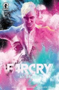 Far Cry Rite of Passage Comics angekündigt - Pagan Min