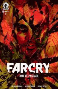 Far Cry Rite of Passage Comics angekündigt - Vaas