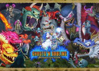 Ghosts 'n Goblins Resurrection ab heute erhältlich