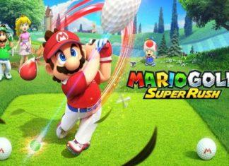 Mario Golf: Super Rush feiert ein Comeback auf der Nintendo Switch