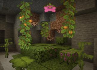 Neuer Minecraft Snapshot bringt graue Höhlen zum Blühen