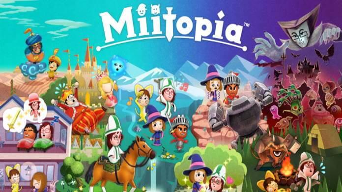 Nintendo Direct: Switch Version von Miitopia