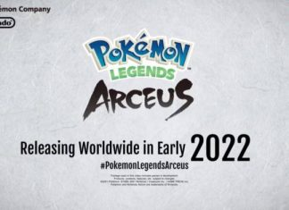 Pokémon Legend Arceus - eine neue Reise in der Sinnoh-Region