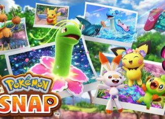 Pokémon Presents: Neuer Trailer zu New Pokémon Snap