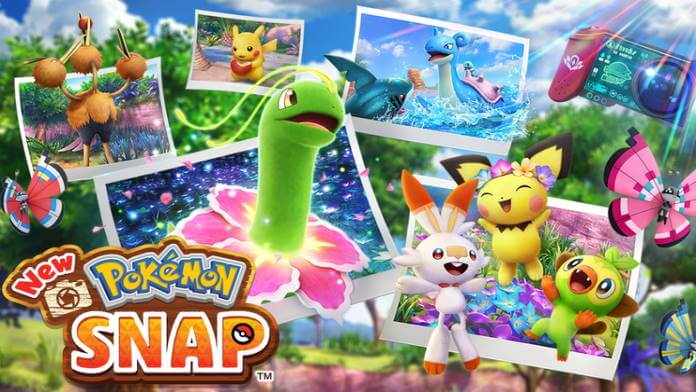 Pokémon Presents: Neuer Trailer zu New Pokémon Snap