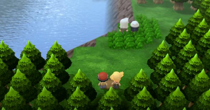 Pokémon Strahlender Diamant & Leuchtende Perle angekündigt - Lake