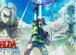 The Legend of Zelda: Skyward Sword erhält ein HD Remake