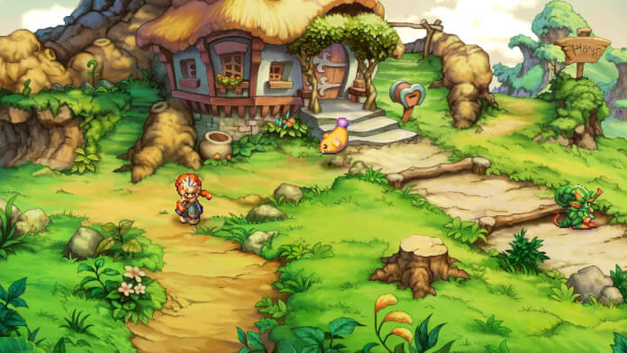 Legend of Mana wird remastered – in HD