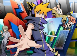 Dritter Trailer zu The World Ends with You The Animation