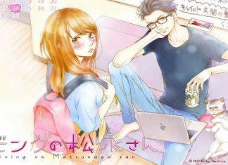Living with Matsunaga der Manga geht in den Endspurt
