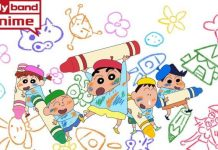 Polyband anime bringt Shin-Chan auf DVD und Blu-ray nach Europa