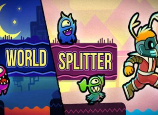 Puzzle-Plattformer World Splitter erscheint im April