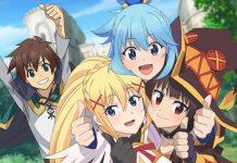 Tokyopop lizensiert Light Novel von Konosuba