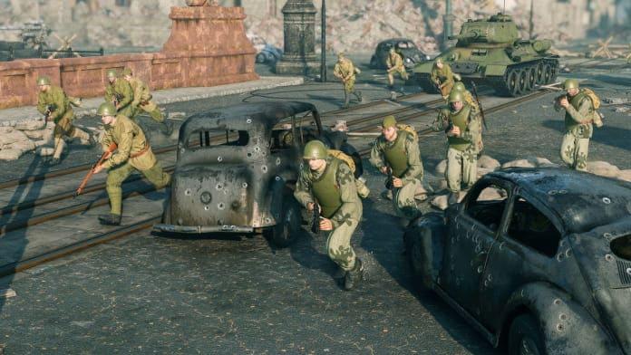 Enlisted Berlina-Kampagne startet in die Closed Beta