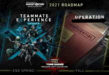 Ghost Recon Breakpoint Roadmap enthüllt