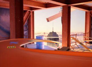 Hot Wheels Unleashed Trailer stellt Skyscraper vor