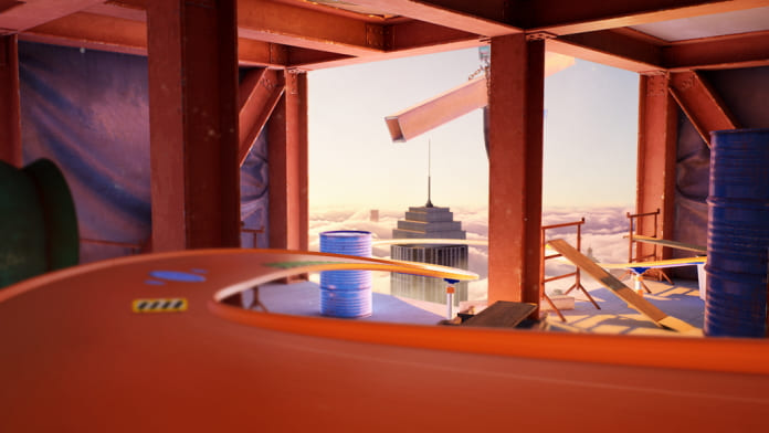 Hot Wheels Unleashed Trailer stellt Skyscraper vor