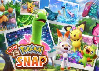 New Pokémon Snap Trailer zeigt euch Lentil