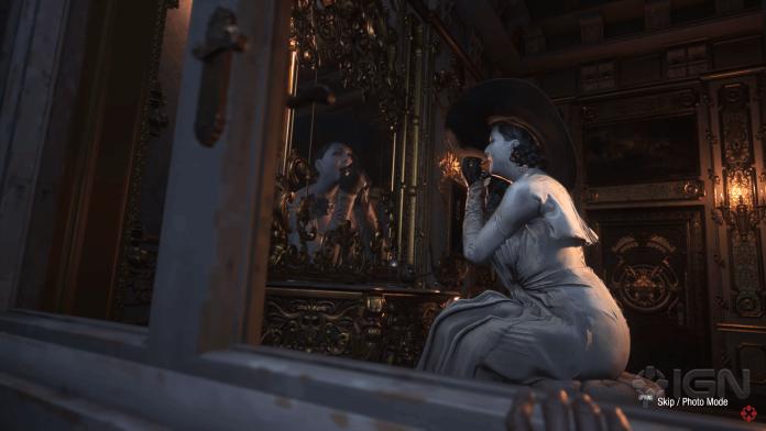 Resident Evil Village erscheint für die Current Gen - Lady Dimitrescus