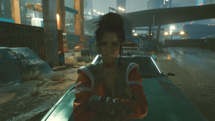 Cyberpunk 2077 PS - Panam