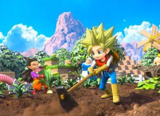 Dragon Quest Builders 2 feiert sein Xbox Debüt