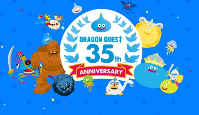 Dragon Quest feiert 35-jähriges Jubiläum