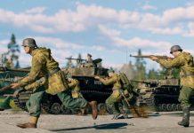 Enlisted führt Spieler an die Mauern des Reichstags
