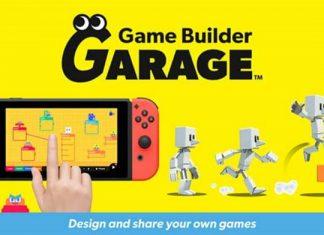Game Builder Garage für Switch angekündigt