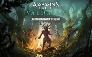 Gamekritik Assassin's Creed Valhalla Zorn der Druiden DLC für PS4
