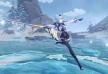 Genshin Impact Trailer stellt Eulas Fähigkeiten vor