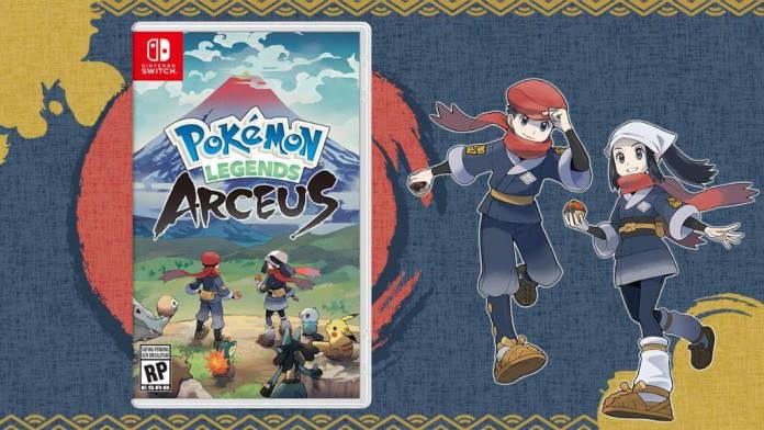 Releasedatum für Pokémon Strahlender Diamant & Leuchtende Perle sowie Pokémon-Legenden Arceus bekanntgegeben - PLA