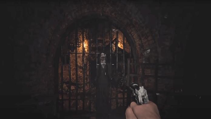 Resident Evil Demo - Daniela