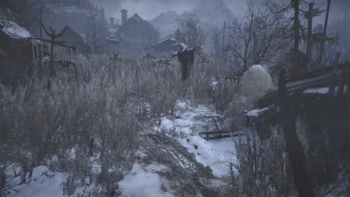 Resident Evil Demo - Dorf