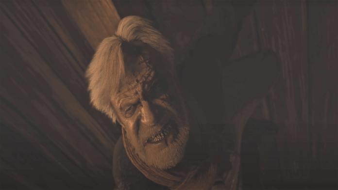Resident Evil Demo - Werwolf