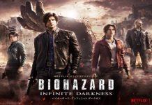 Resident Evil Infinite Darkness - Neuer Trailer alte Freunde