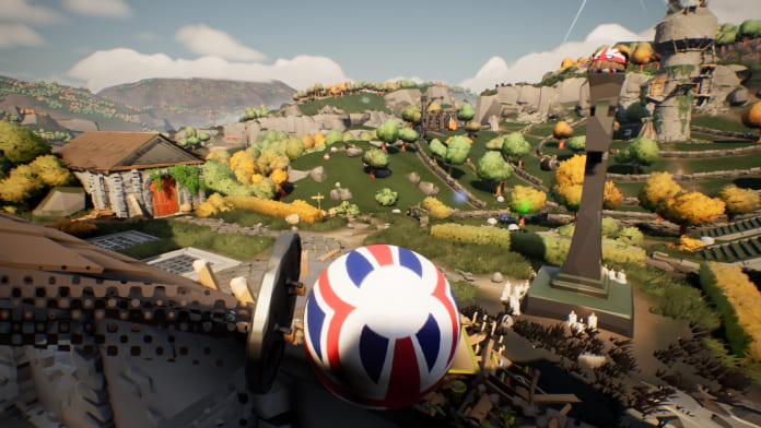 Review Bang-On Balls: Chronicles für PC