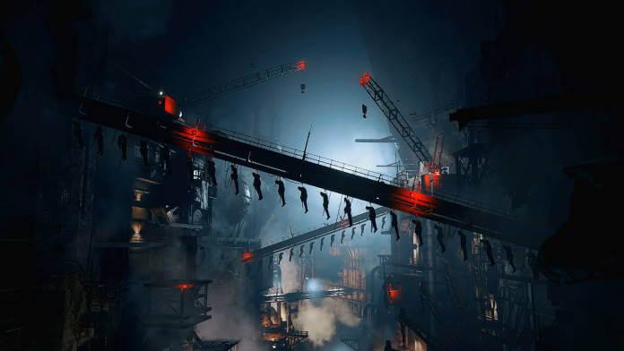 Review Resident Evil Village für PC - Fabrik