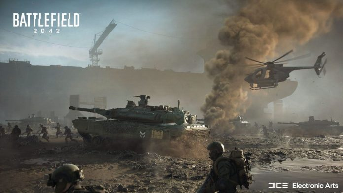 Battlefield 2042 wird im Trailer endlich vorgestellt