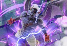Kazuya Mishima erhält Einzug in Super Smash Bros. Ultimate