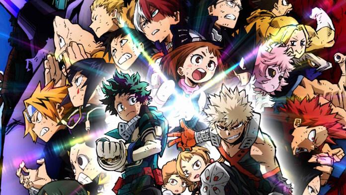 My Hero Academia: Heroes Rising im Kino
